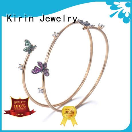 cuff marquis style inexpensive silver jewelry Kirin Jewelry Brand