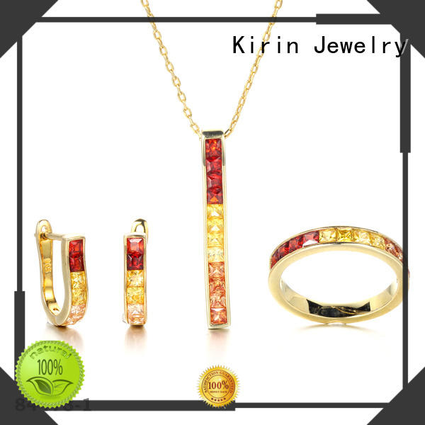 splendid ring necklace earring set 14kgold company for mother