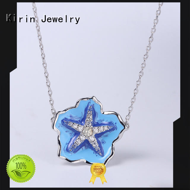 Kirin ringearringpendant jewelry set necklace earrings by Chinese manufaturer for girl