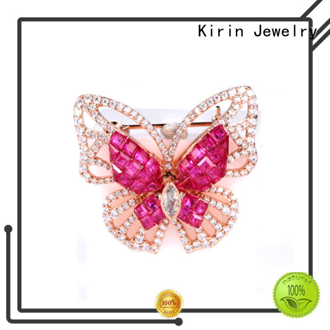 sterling silver brooches and pins coats leaf 925 sterling silver brooch beautiful Kirin Jewelry Brand