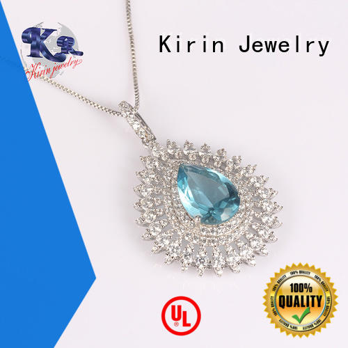 Kirin Jewelry magnificent sterling silver necklace with pendant inquire now for partner
