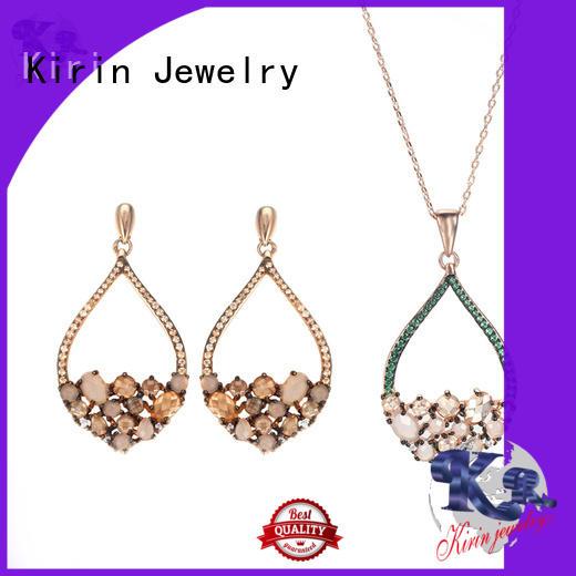 925 sterling silver wedding sets bracelet cat Kirin Jewelry Brand