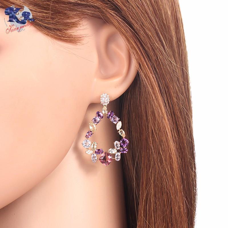Kirin Jewelry -Professional Jewelry Earrings Gold Jewellery Earrings Supplier-1