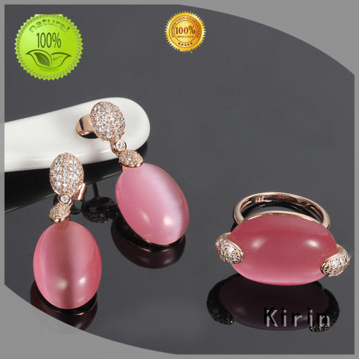 Kirin superb 925 sterling silver bridal sets free quote for female
