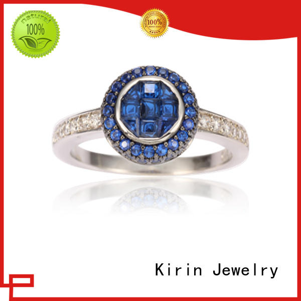 splendid high quality silver rings factory price for lover
