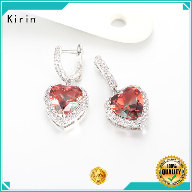 Kirin gorgeous large silver hoop earrings free quote for girl