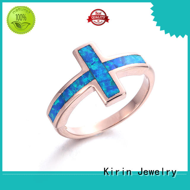 ring silver for women cz for partner Kirin Jewelry