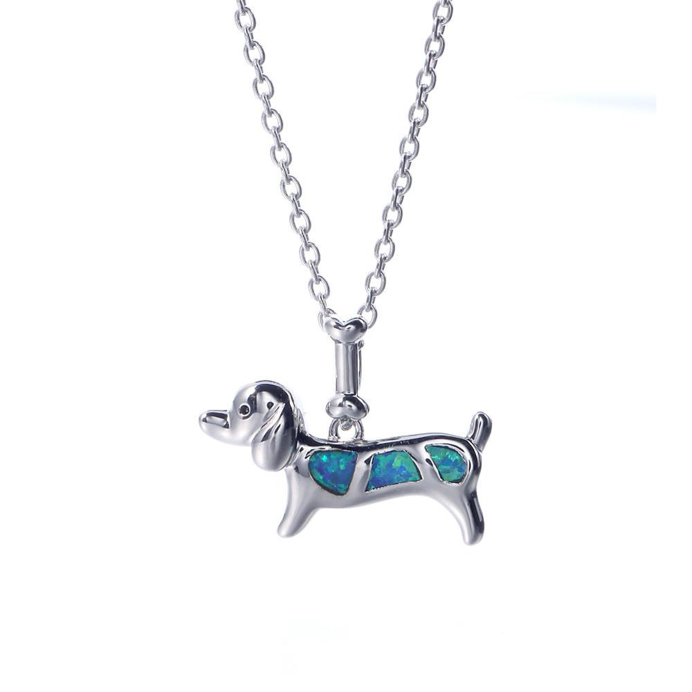 Kirin attractive silver pendants Suppliers for girlfriend-1