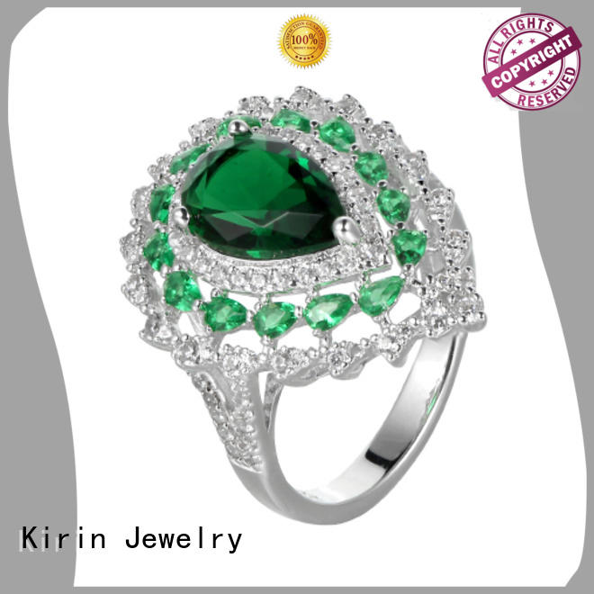 Kirin colorful color stone jewelry bulk production for lover