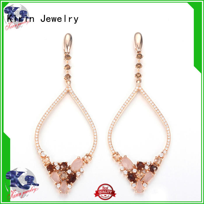 amethyst jewelry colourful jewellery gold design Kirin Jewelry Brand