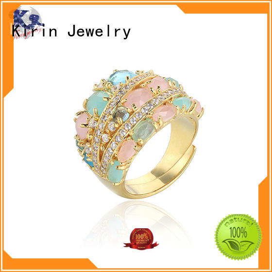 Kirin New white necklace and earring sets with cheap price for girlfriend