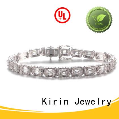 Kirin bracelet rhodium plated jewelry producer for mom