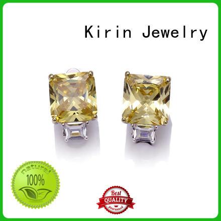 kirin girls sterling silver earrings order now for lover Kirin Jewelry