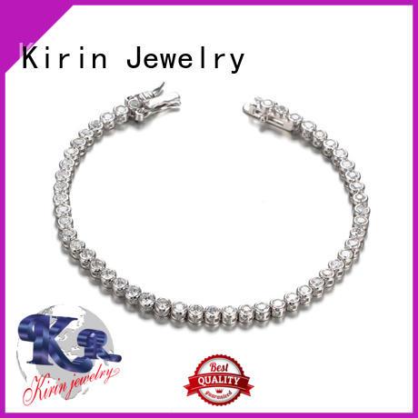 Kirin white 925 sterling silver bangles order now for female