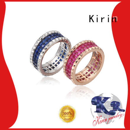 Kirin alluring best silver rings from China for mother