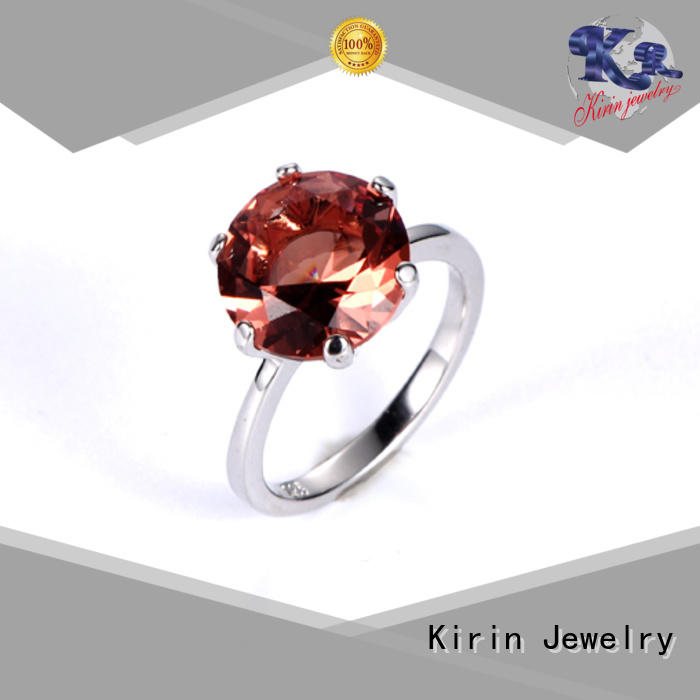 Kirin gemstone unique sterling silver rings for women for business for mate