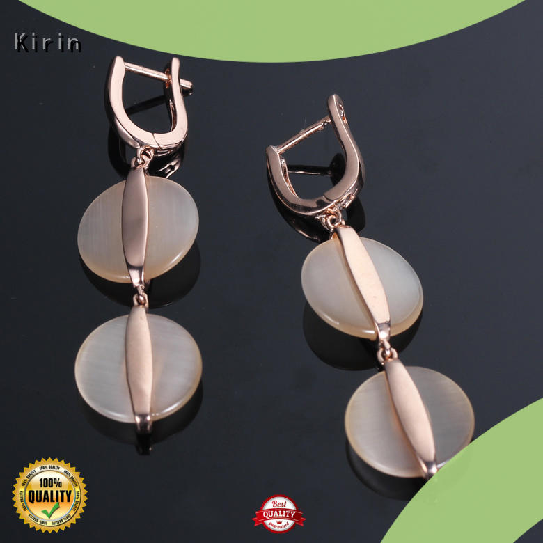 Kirin kirin cross earrings studs order now for woman