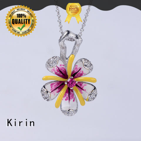 Kirin nice silver ring set free design for partner