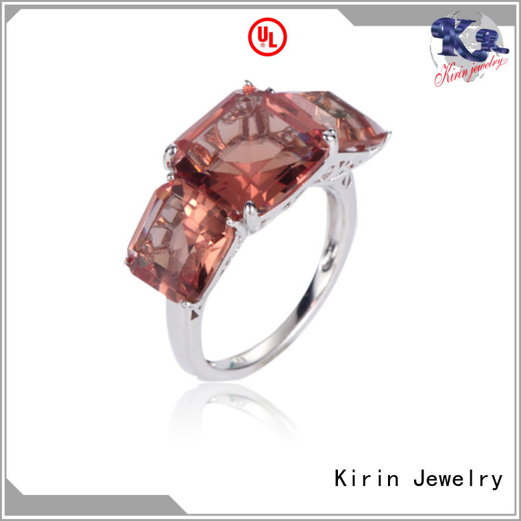 Kirin newly 925 sterling silver rings for women crystal for lover
