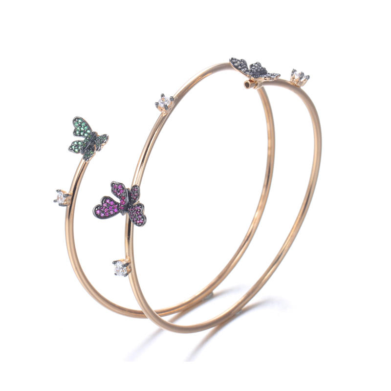 Kirin Jewelry -Find Butterfly Bracelet Silver Charm Bracelet From Kirin Jewelry