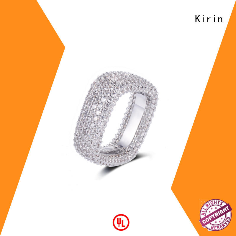 Kirin trend silver ring set inquire now for lover