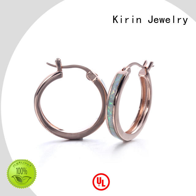 Kirin pendant gold jewellery earrings for business for mate