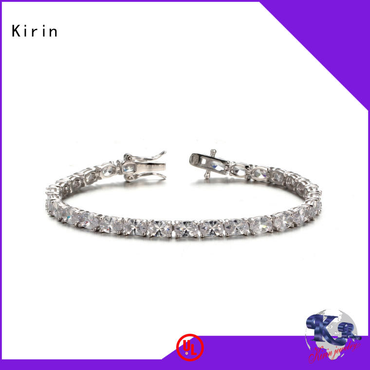 Kirin High-quality pave setting jewelry with many colors for partner