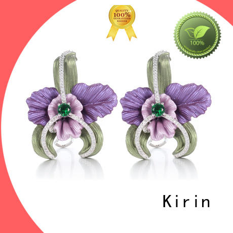 Kirin superb womens silver jewellery sets factory price for mate
