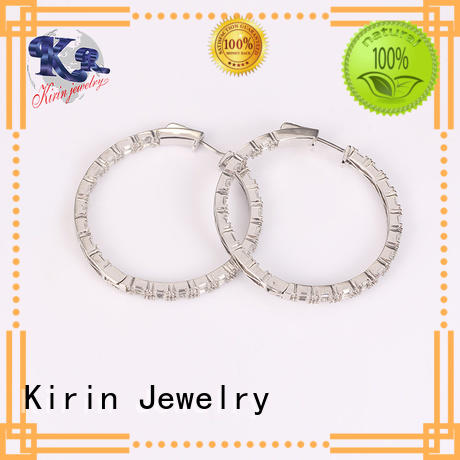 superb real silver earrings 1pair order now for girl