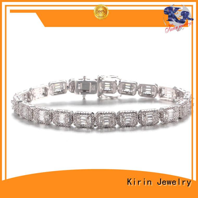Kirin Best sterling silver bracelets wholesale factory for family