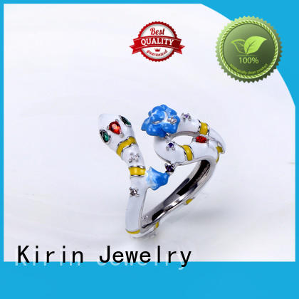 bangle silver necklace earrings bracelet set bulk production for mother Kirin Jewelry