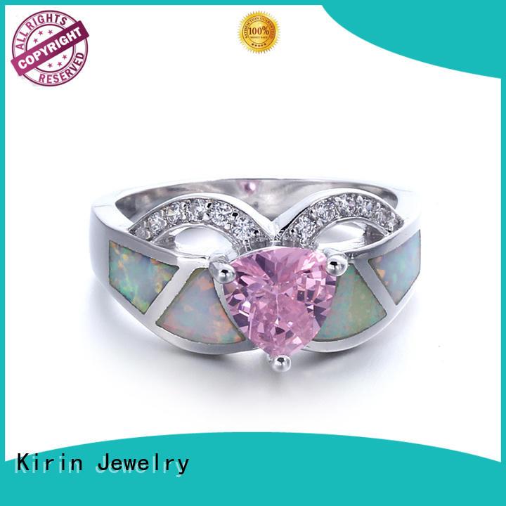 Kirin extravagant opal stone jewelry marketing for female