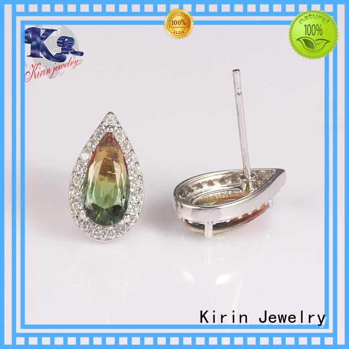 lovely silver stud earrings free design for girlfriend
