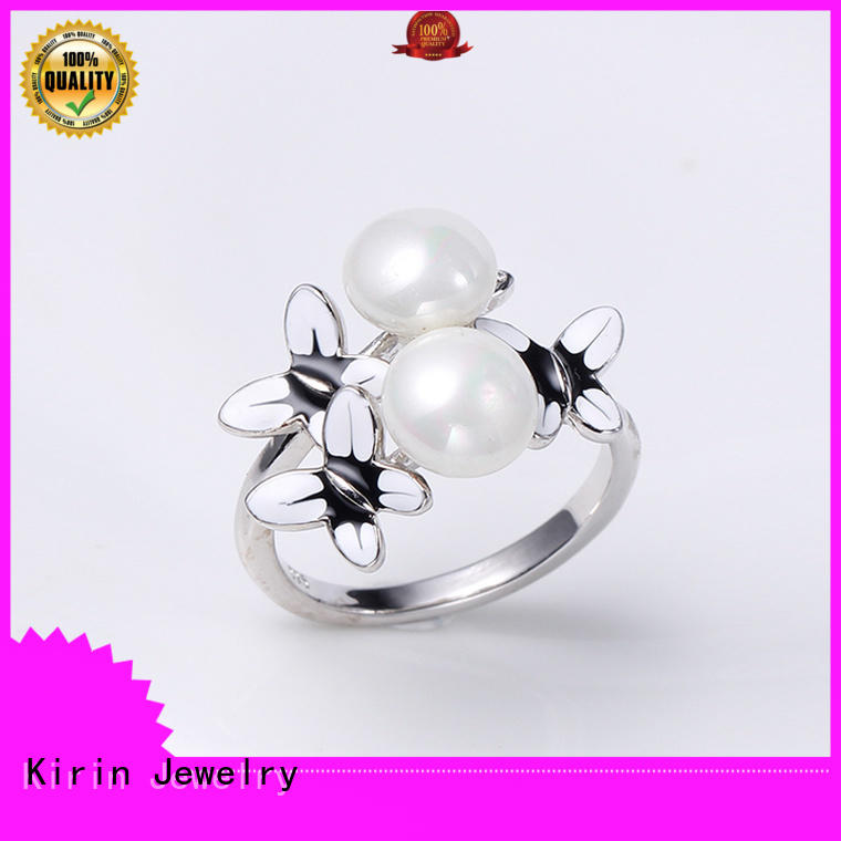 sterling earrings necklace and ring set romantic for lover Kirin Jewelry