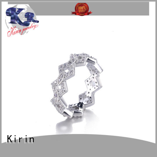 Kirin Custom good silver jewelry wholesale for girlfriend