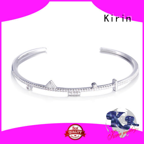Kirin tennis real silver jewelry Suppliers for mother