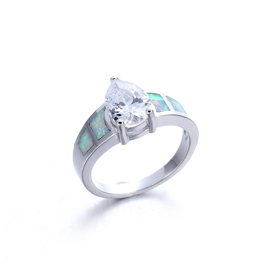 new-arrival ring silver for women gems Supply for family-1