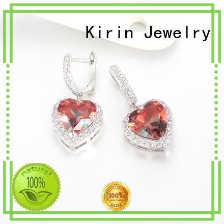 silver jewelry charms dangle Kirin Jewelry Brand prong setting jewelry