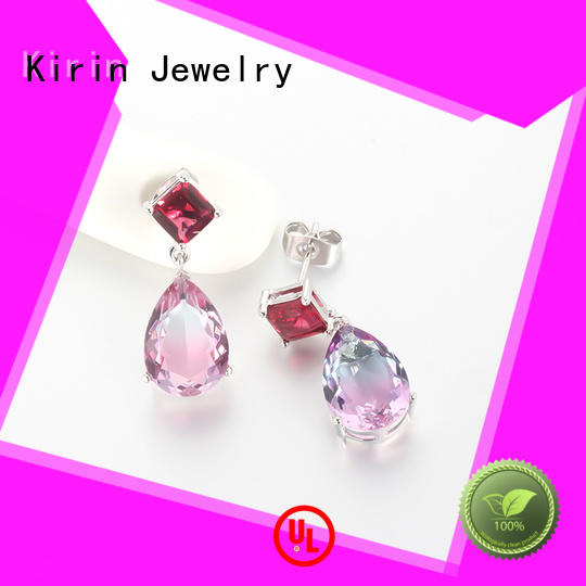 New sterling siver jewelry stud from China for lover