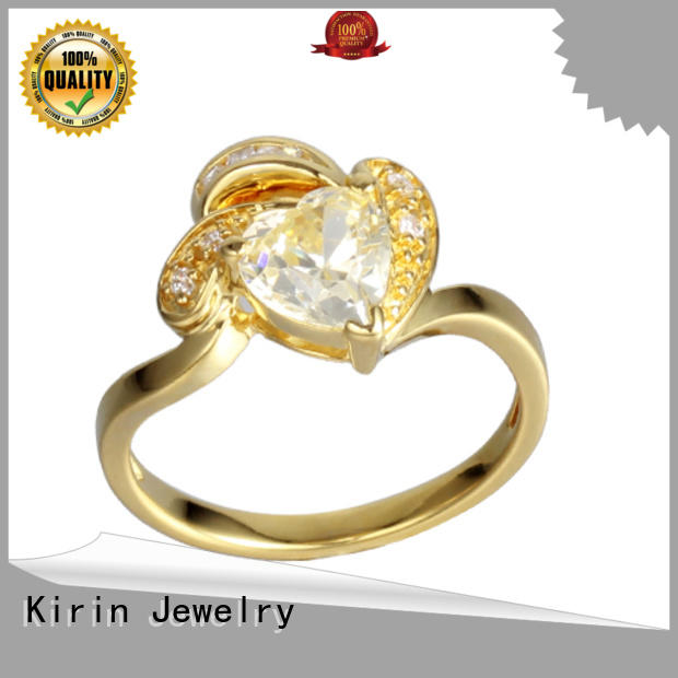 Kirin Jewelry charming sterling silver solid rings 103545 for family