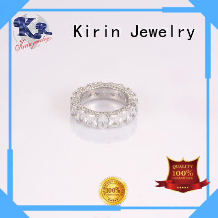 designs style stylish OEM 925 sterling silver rings Kirin Jewelry