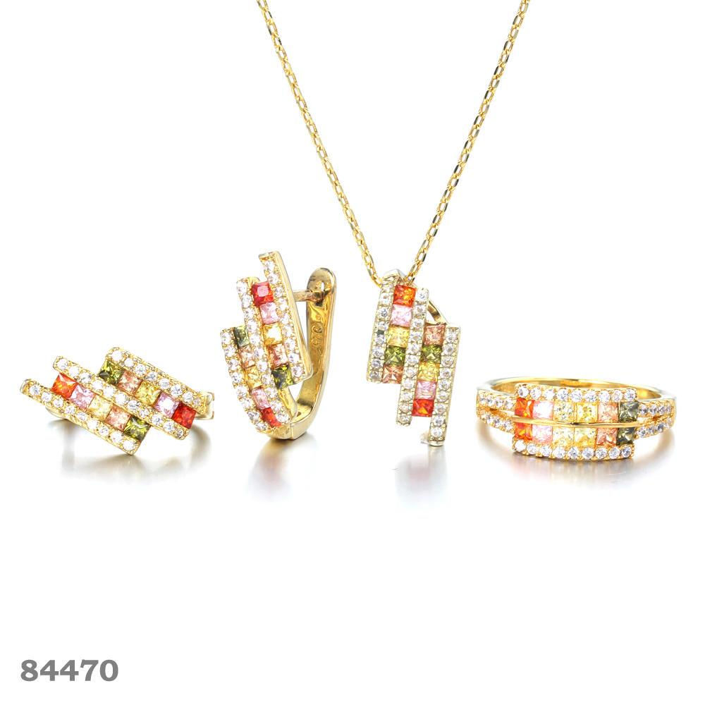Kirin superb necklace bracelet earring sets free design for girlfriend-1