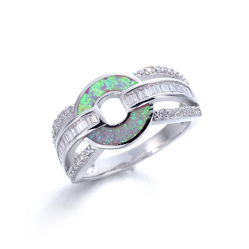 good-package best silver rings cocktail with good price for mom-1