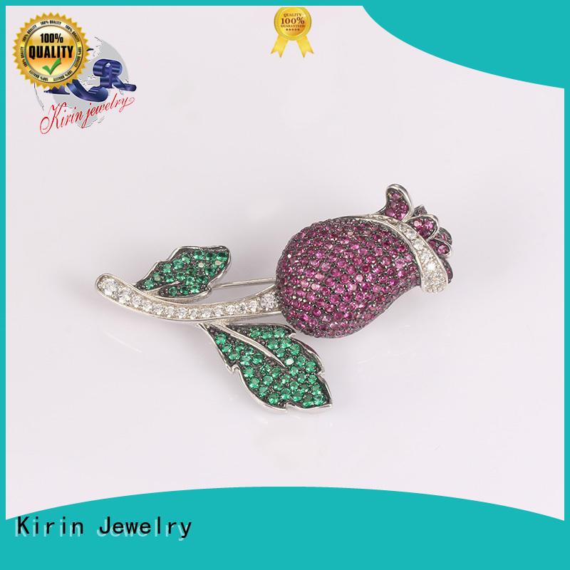 Kirin Jewelry kirin sterling brooch wholesale for female