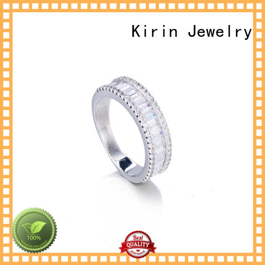 attractive rhodium plated jewelry cz manufacturers for mother