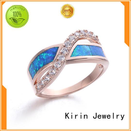 Kirin splendid 925 sterling silver rings at discount for family