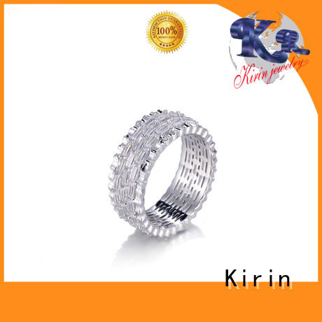 fantastic custom jewelry silver in different color for partner