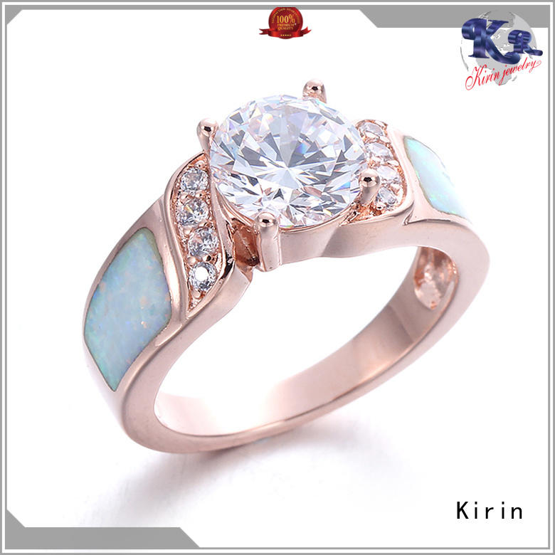 Best best sterling silver rings cz for business for family