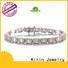 baguette ring stone fashion baguette jewelry manufacture