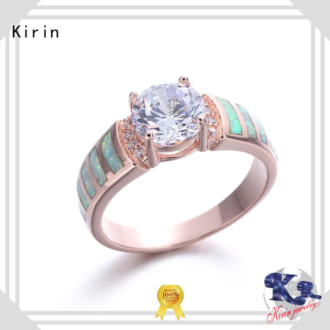 Kirin bulk real opal jewelry with Quiet Stable Motor for lover